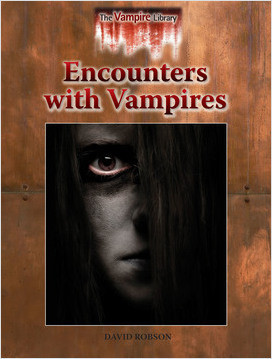 Cover: The Vampire Library
