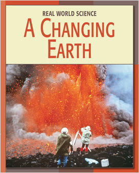 Cover: A Changing Earth