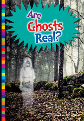 Cover: Are Ghosts Real?