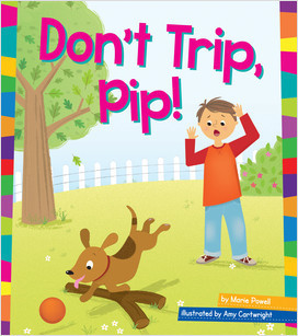 Cover: Don't Trip, Pip!