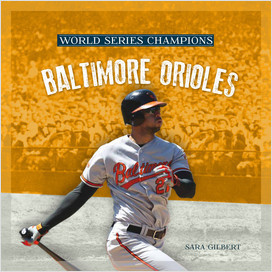 Cover: Baltimore Orioles