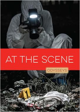 Cover: Odysseys in Crime Scene Science