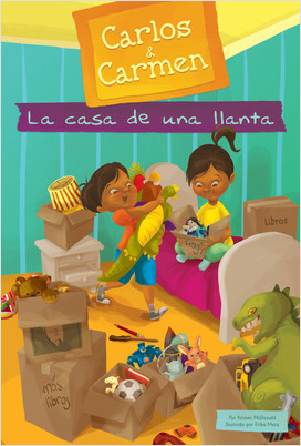 Cover: Carlos & Carmen Set 1 (Spanish Version)