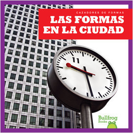 Cover: Las formas en la ciudad / (Shapes in the City)