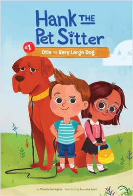 Cover: Hank the Pet Sitter Set 1