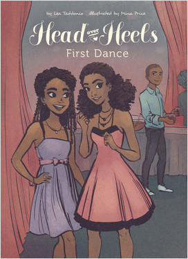 Cover: Book 1: First Dance