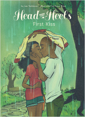 Cover: Book 4: First Kiss