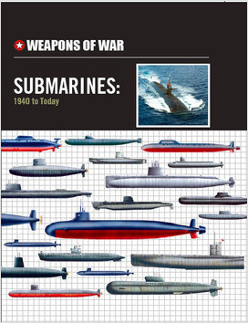 Cover: Submarines: 1940 to Today