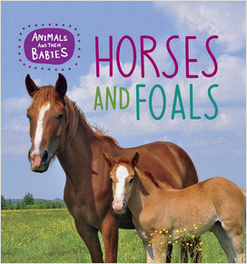 Cover: Horses and Foals
