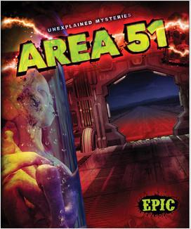 Cover: Area 51