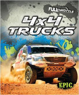 Cover: Full Throttle
