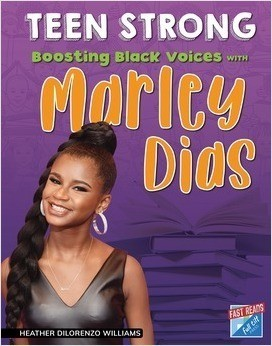 Cover: Boosting Black Voices with Marley Dias