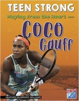 Cover: Playing From the Heart with Coco Gauff