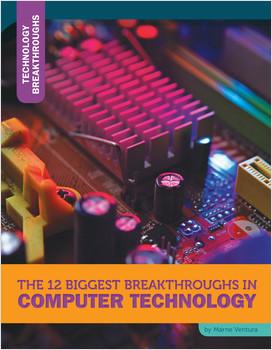 Cover: Technology Breakthroughs
