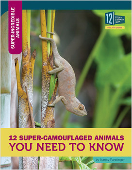 Cover: Super-Incredible Animals