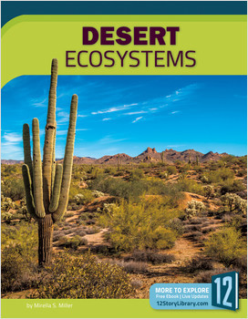 Cover: Earth's Ecosystems