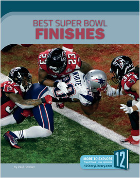 Cover: Best of the Super Bowl