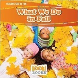 Cover: What We Do in Fall
