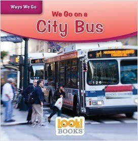 Cover: Ways We Go (LOOK! Books ™)