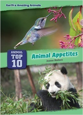 Cover: Core Content Science -- Animal Top Ten