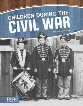 Cover: Children in History