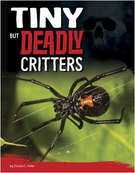 Cover: Tiny But Deadly Critters