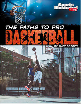 Cover: The Paths to Pro Basketball