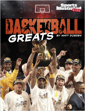 Cover: Basketball Greats