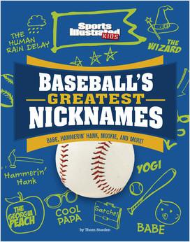Cover: Baseball's Greatest Nicknames