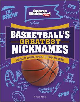 Cover: Basketball's Greatest Nicknames