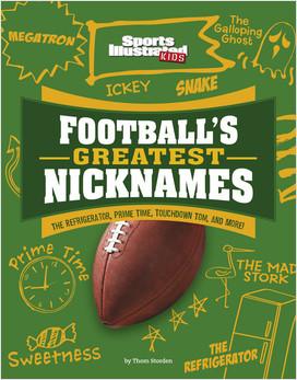 Cover: Football's Greatest Nicknames