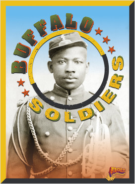 Cover: Buffalo Soldiers