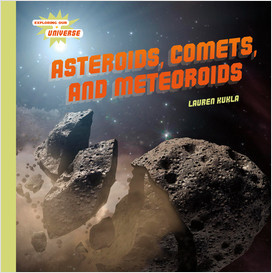 Cover: Asteroids, Comets, and Meteoroids