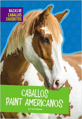 Cover: Razas de caballos favoritos (Favorite Horse Breeds)