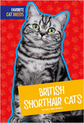 Cover: Favorite Cat Breeds - Fall 2020