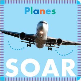 Cover: Planes Soar