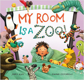 Cover: My Room Is a Zoo!