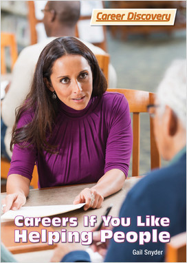 Cover: Careers If You Like Helping People