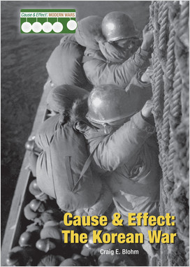 Cover: Cause & Effect: The Korean War