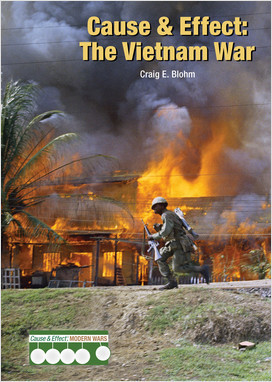 Cover: Cause & Effect: The Vietnam War