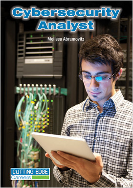 Cover: Cybersecurity Analyst