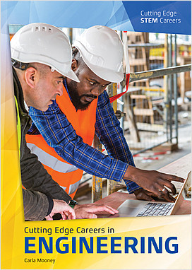 Cover: Cutting Edge STEM Careers