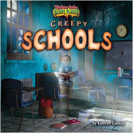 Cover: Creepy Schools