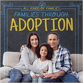 Cover: All Kinds of Families