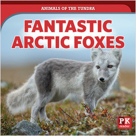 Cover: Animals of the Tundra