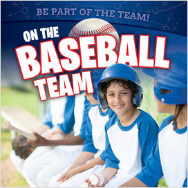 Cover: Be Part of the Team!