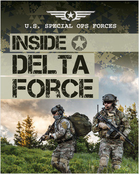 Cover: U.S. Special Ops Forces