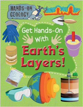 Cover: Hands-On Geology