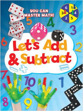 Cover: You Can Master Math!