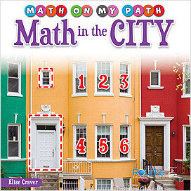 Cover: Math in the City